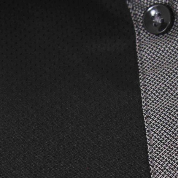 Μακρυμάνικο Πουκάμισο CND Shirts 1650-9 Μαύρο