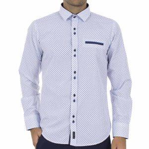Μακρυμάνικο Πουκάμισο CND Shirts 2600-22 Sky Blue bad15c6a99b