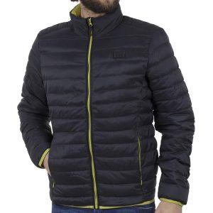 Φουσκωτό Μπουφάν Puffer Jacket BLEND 20707520 Navy