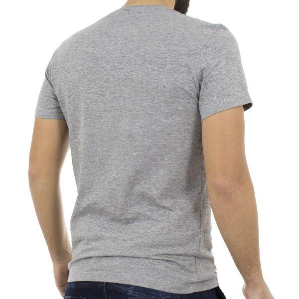 Κοντομάνικη Μπλούζα T-shirt BLEND 20704956 Γκρι
