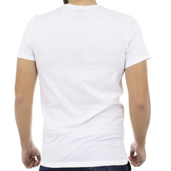 Κοντομάνικη Μπλούζα T-shirt BLEND 20704957 Λευκό