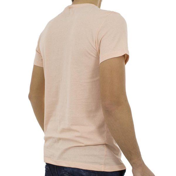 Κοντομάνικη Μπλούζα T-shirt BLEND 20705136 ανοιχτό Ροζ