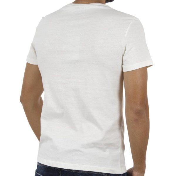 Κοντομάνικη Μπλούζα T-Shirt Tee BLEND 20706134 Λευκό
