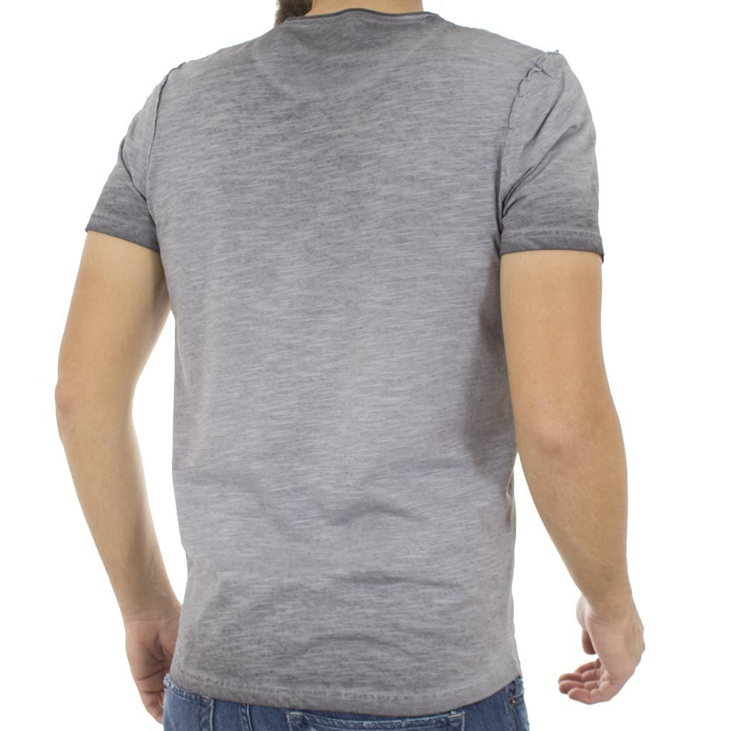 c09cef174a03 Κοντομάνικη Μπλούζα T-shirt Best Choice AFTER S18088 Γκρι