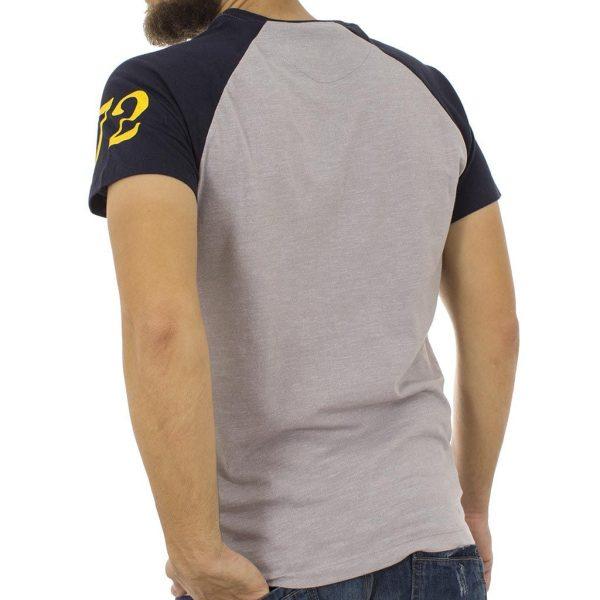 Κοντομάνικη Μπλούζα T-Shirt SPLENDID 39-206-004 Γκρι