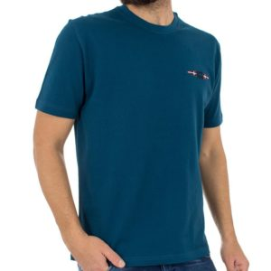 Κοντομάνικη Μπλούζα T-Shirt START CARAG 99-222-18N Indigo
