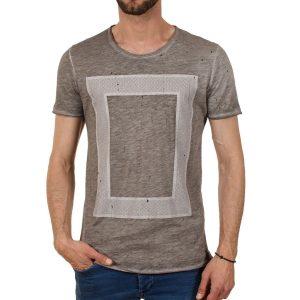 Ανδρική μπλούζα T-Shirt Best Choice S16088 SQUARE