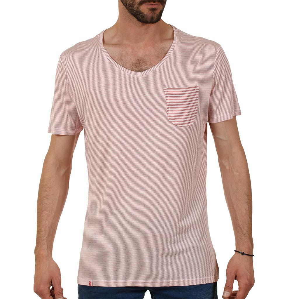 Ανδρική μπλούζα T-Shirt Mr.Hi & Friends S16-1007