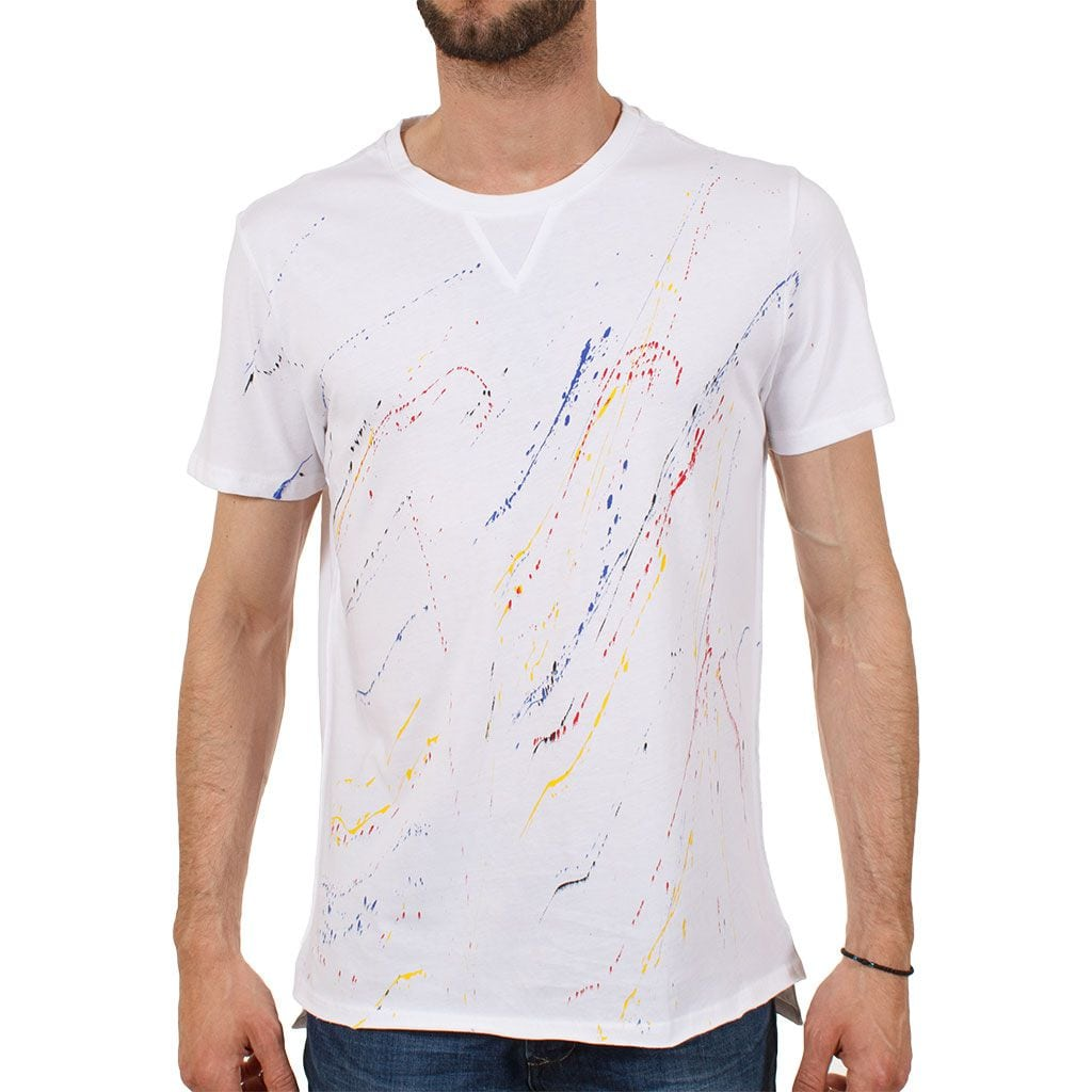 Ανδρική μπλούζα T-Shirt Mr.Hi & Friends S16-1003