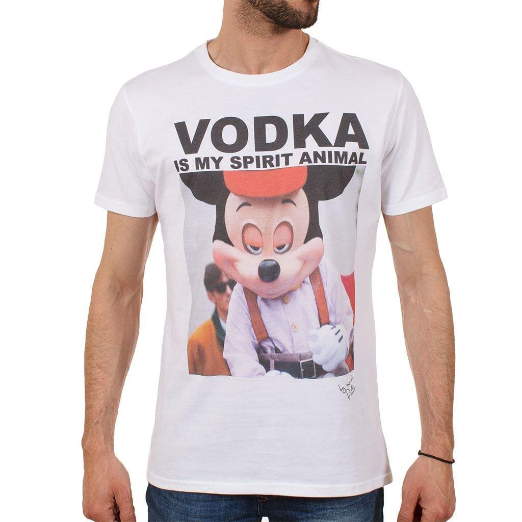 Ανδρική μπλούζα T-Shirt Mr.Hi & Friends S16-2008