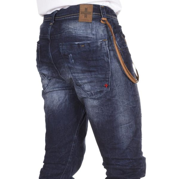 Τζιν Buggy Παντελόνι Damaged Jeans D23-D2 Winter