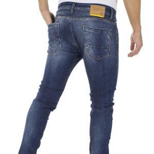 Τζιν Παντελόνι COVER Jeans DENIS 8449 Μπλε