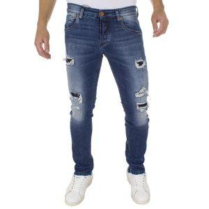 Τζιν Παντελόνι COVER Jeans DENIS 8749 Μπλε