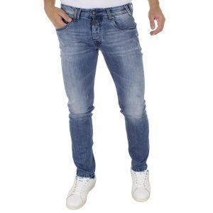Τζιν Παντελόνι COVER Jeans MARIO 8646 Μπλε