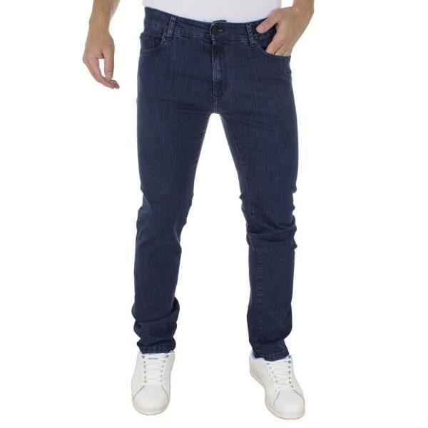 Τζιν Παντελόνι COVER Jeans PETER 9240 σκούρο Μπλε