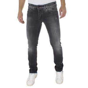 Τζιν Παντελόνι COVER Jeans TEDDY 9479 Μαύρο