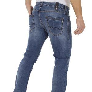 Τζιν Παντελόνι COVER Jeans TROY 9464 Μπλε