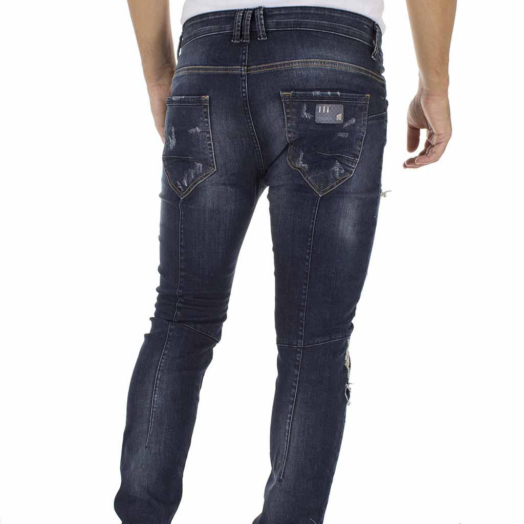 5686f2626abf Τζιν Παντελόνι COVER Jeans TOXIC 7945 σκούρο Μπλε