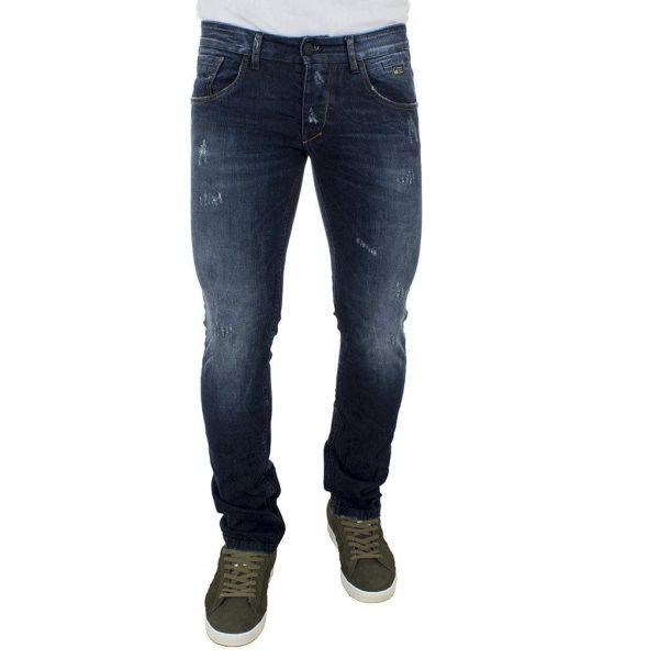 Τζιν Παντελόνι COVER Jeans 8279 Μπλε