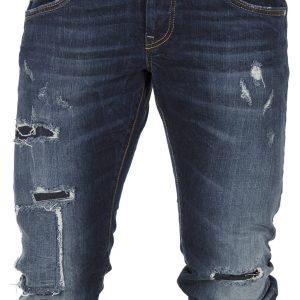 Τζιν Παντελόνι SHAFT Jeans B5691 Μπλε