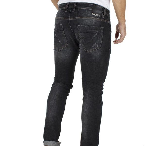 Τζιν Παντελόνι SHAFT Jeans 5693 Μαύρο