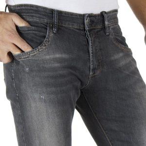 Τζιν Παντελόνι SHAFT Jeans B8508 Μαύρο