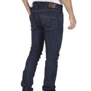 Τζιν Παντελόνι SHAFT Jeans L960 σκούρο Μπλε