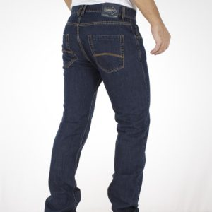 Τζιν Παντελόνι SHAFT Jeans X800 σκούρο Μπλε