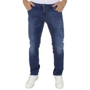 Τζιν Παντελόνι COVER Jeans JONES 9457 Μπλε