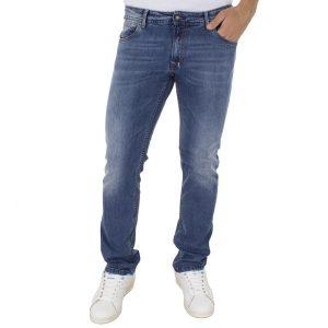 Τζιν Παντελόνι COVER Jeans KING 9548 Μπλε
