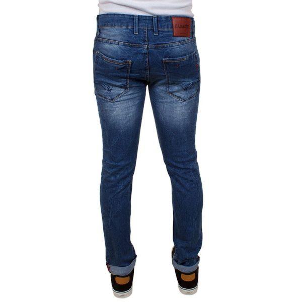 Τζιν Παντελόνι Damaged jeans D3 slim