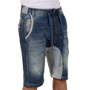 Bερμούδα Τζιν-Μακό Cover Jeans VDay-6292