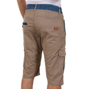 Βερμούδα cargo Cover Jeans VRugg-8389