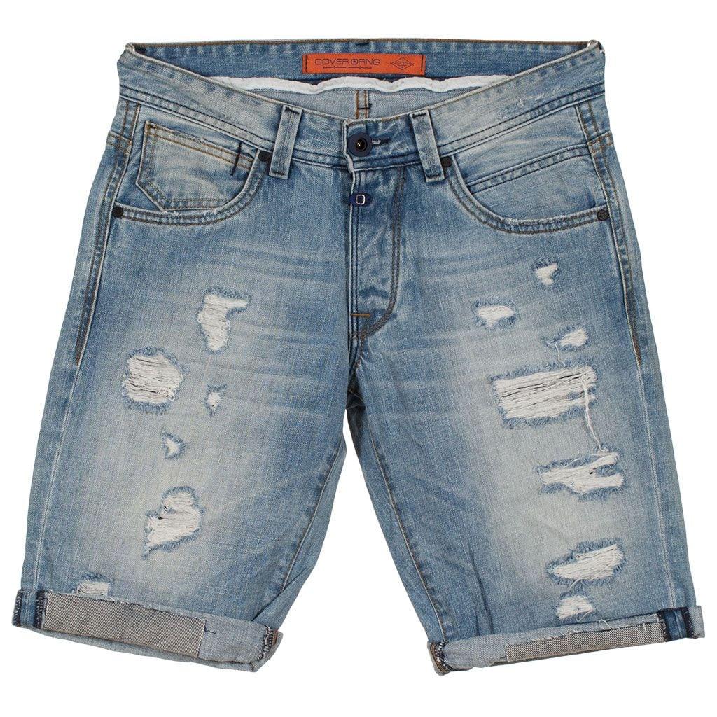 Bερμούδα Τζιν Cover Jeans VCool-5893